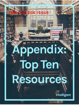 Appendix: Top Ten Resources