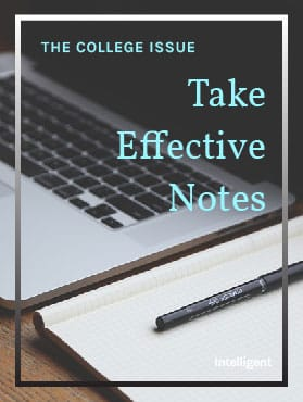 Take Effective Notes